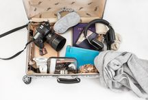 The Perfect Trip / Who doesn't love to travel? Here are some great packing lists, tips and stylish carry ons.