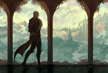 Dragon Age gorgeous art.