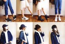 Стиль одежды взрослые