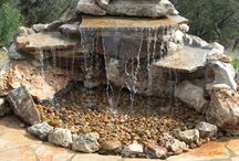 Ponds/water features