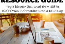 Blogging and business tools and resources