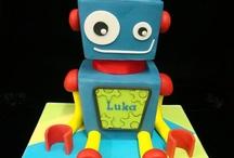 Birthday cakes! / by Susan Harper