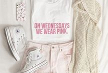 ᴏɴ ᴡᴇᴅɴᴇsᴅᴀʏ ᴡᴇ ᴡᴇᴀʀ pink ♛ / Inspirations||Photo||Pictures||PinkColour||Things||Clothes||Shoes||Cute||Lovely||PinkWorld