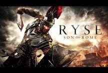 Ryse: Son of Rome  ライズ:サン・オブ・ローマ Xbox One / Ryse: Son of Rome  ライズ:サン・オブ・ローマ  ●Ryse: Son of Rome (ライズ:サン・オブ・ローマ) サイズ:36.96 GB リリース日: 2014年9月4日 開発元:Crytek 発売元:Microsoft Studios ジャンル:アクション & アドベンチャー, 格闘  ローマ帝国の混乱に身を投じ、ローマ軍団兵マリウス タイタスとなれ。無残に命を奪われた家族の復讐を遂げ、ローマの栄誉を守るべく、危険な戦いが待ち受ける遠征に出よ。闘技場では剣闘士となり、己の技と力を存分に披露して観衆を沸かせ、栄光を掴め。