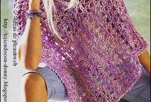 Proyectos que intentar / Tejidos a crochet y dos agujas para hacer en cualquier momento