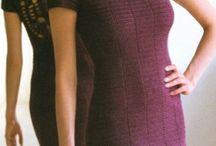 háčkovanie-šaty