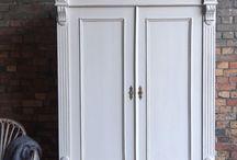 Schränke / Rapuze Möbel kann auch Deinen alten Schrank aufarbeiten.