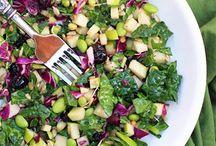 cuisine au vert