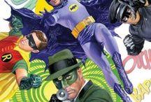 Comics / Comics and stuff.  / by Stephen Norman