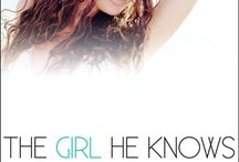 The Girl He Knows / My debut book coming August 18, 2014 from Lyrical Press. Check out it's awesome cover and all the pics that inspired me :-) / by Kristi Rose- Writer