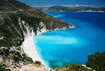 Greek beaches / Beaches from my country