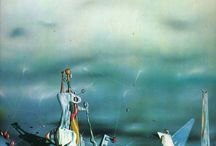 Surrealisme ~ Yves Tanguy