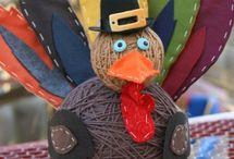 Thanksgiving / by Dawn Hull