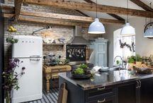 Rustikálne Kuchyne