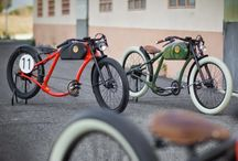 bicycles - e-bikes