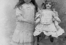 Foto antique doll