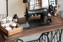 Miniature sewing
