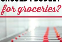 Groceries / Buying and saving on groceries