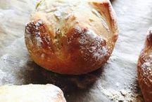 Brötchen und Brotrezepte