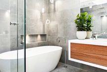Renovations: Bathrooms