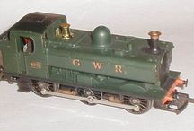 Hornby Train Restorations / Repairing Hornby Trains is what we do