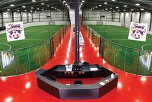 Indoor complex