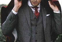 Winter Suit Inspo