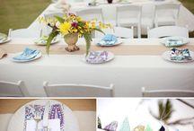 DECORACIÓN PARA EVENTOS /  #ideas para #decoración de sus #eventos y #bodas, nosotros siempre buscamos estar en #tendencia