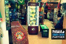 Pawa Stocked Partners / Where To Buy Our Products #pawasurf #pawapartners