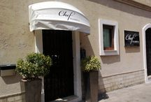 Facilities / Laboratories available to students and the restaurant of the Chef Academy Italy. The lessons of Chef Academy Italy about degustation of fresh foods and pairing wine with food, take place also in wineries and country farms.