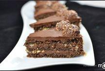 Σοκολατένια γλυκά