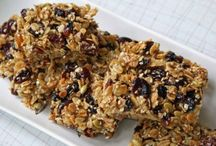 Food to Fuel Your Workouts / Sharing meal and snack ideas for your everyday work-outs.
