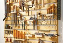 quarto de ferramentas
