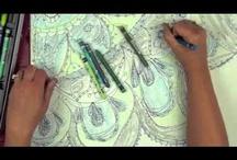 Draw Doodle & Zentangle videos