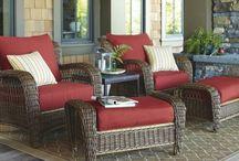 patio chairs ideas