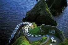 Irish traffic jam