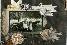 Heritage Scrapbook / by Debi Mills Snider