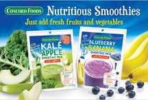Nutritious Smoothie / A spot to share information about smoothies that are both nutritious and delicious!