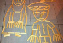 sinterklaas / sint werkjes en knutsels