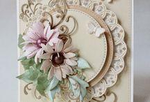 Card handicraft
