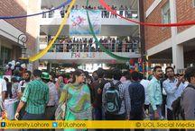 UOL Fresher's Week 2015 / University of Lahore Fresher's Week 2015