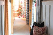 Hallway Ideas / by Angela @ Cottage Magpie