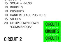 Arms and Ab workouts