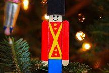 spatulából díszek/ stick ornaments