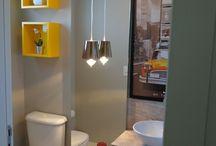 Banheiro / Lavabo / ideias