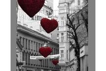 Hearts / by Kim Cadaret