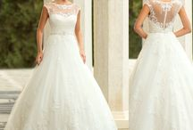 Aryanna Karen Wedding Gowns 2016 Collection / Beautiful hand made lace wedding gowns