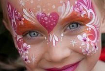 make-up/schmink