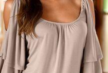 blusas lindas