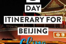 CHINA / All you need to know for your travels to China.   China | Beijing | Culture | Traditions